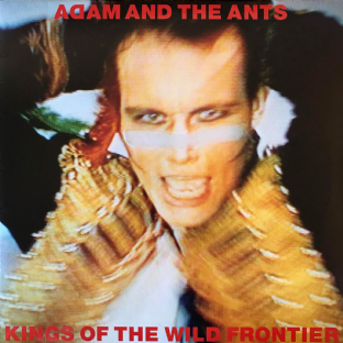 Adam And The Ants - Kings Of The Wild Frontier (LP) (180g Vinyl) (EX-/VG)